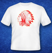 Vintage Decal  T-Shirt Tee Shirt  University of   UTAH  Utes    College