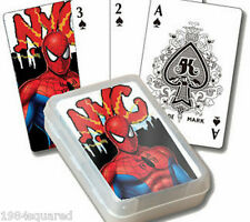 Spider-Man New York City Playing Cards NYC Spidey Card Amazing New Mint Sealed