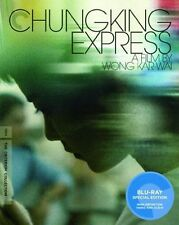 Chungking Express Blu-ray Criterion Collection Rare Out of Print OOP New!