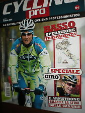 Cycling Pro.IVAN BASSO,ROBERTO CORSETTI,LANCE ARMSTRONG,GIRO D'ITALIA 2009,iii