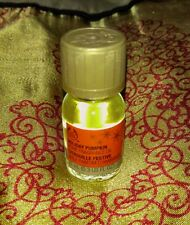 The Body Shop Holiday Pumpkin Home Fragrance Oil Fall Festive Scent Christmas