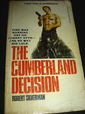 The Cumberland Decision By Robert Silverman 1977 Paperback