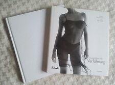 Lecciones de Seducción. Herve Lewis. Fotografía lenceria y desnudo. Nude. AKT.