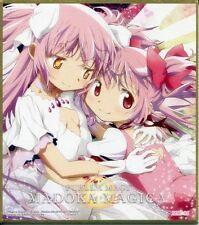 Puella Magi Madoka Magica Autograph Board Shikishi Art Ultimate Japan Anime Cute