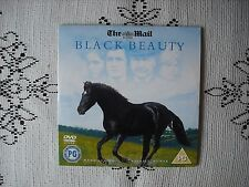 D/MAIL PROMO DVD CLASSIC ALL FAMILY MOVIE - BLACK BEAUTY -ONE  FOR XMAS WATCHING