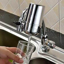 Carbon Purifier Filter Faucet Tap Water Clean Filter Home Kitchen Drinking Safe
