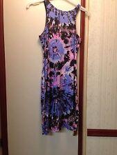 Primark Print Dress Size 10