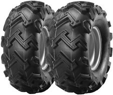 Duro HF274 Excavator Aggressive Mud/Snow Set of 2 ATV Tires 24x9.00-11- HF27409