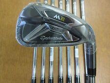 New TAYLORMADE GOLF M2 TOUR 4-PW&AW Men's Iron set XP95 S300 steel Stiff