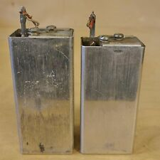WESTERN ELECTRIC RET/INDR 307L, RET COILS,TRANSFORMER PAIR (2) TUBE PREAMP