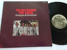 Dry Branch Fire Squad - Antiques and Inventions 1981 Rounder Records LP