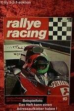 Rallye Racing 10/71 Capri RS 2600 May Turbo VW 914-6 + Poster
