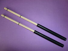 Bamboo rods (8 dowels) light and fast ,great value made in uk by Stewart brushes