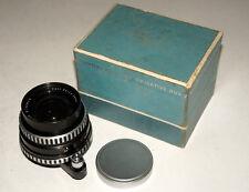 Carl Zeiss Jena Flektogon lens 2.8/35 mm Exakta mount WITH BOX