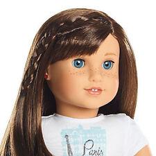 AMERICAN GIRL GRACE THOMAS DOLL PIERCED EARS, Bracelet,Book NEW IN BOX EXTRA