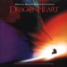 COEUR DE DRAGON (DRAGONHEART) - MUSIQUE DE FILM - RANDY EDELMAN (CD)