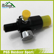 Paintball 3000psi HPA High Compressed Air Tank  Regulator Valve 2200psi Output