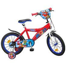 16 Zoll Kinderfahrrad Kinder Fahrrad Super Wings Disney Neu Jungen