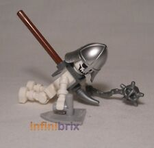 Lego Custom Impaled Skeleton Corpse ideal for Mines of Moria 9473 LOTR cus109