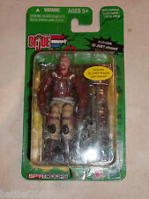 GI Joe vs Cobra  2003  Wild  Bill Gum Bits figure MOC Spy Troops
