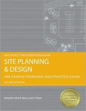 Site Planning & Design ARE Sample Problems and Practice Exam 2nd Edition Ballast