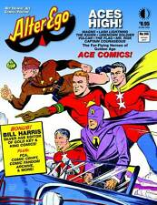 Alter Ego #144 Ace Comics Bill Harris Silver Age Dell Gold Key King Editor 2016