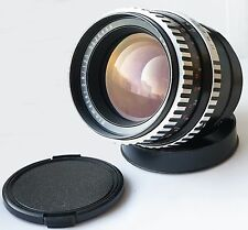 Carl Zeiss Jena Biometar Zebra 2.8/120mm Lens Pentacon Six