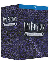 Tim Burton Collection NEW Arthouse Blu-Ray 14-Disc Set Johnny Depp Paul Reubens