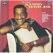 Sammy Davis Jr - The Great Sammy Davis JNR (Music-For-Pleasure Vinyl-LP UK 1989)