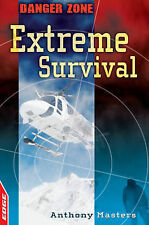 EDGE - Danger Zone: Extreme Survival Masters, Anthony Very Good Book