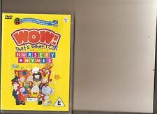 WOW THATS WHAT I CALL NURSERY RHYMES DVD  DAVE BENSON PHILLIPS