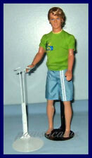 "WHITE Kaiser Doll Stand For KEN 12"" Action Figure U.S. SHIPS FREE"