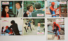 SPIDERMAN DEFIE LE DRAGON, 1979, MC DOUGLAS, jeu B 6 photos