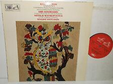 ASD 3108 Khachaturian Concert Rhapsody For Cello & Orch Rostropovich Svetlanov
