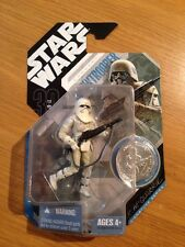 2007 Star Wars Concept Snowtrooper Signature Series,Action Figure,Mcquarrie