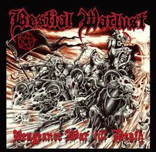 BESTIAL WARLUST - Vengeance War 'till Death Re-Release DIGI, NEU