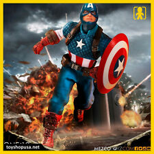 Marvel: Captain America Steve Rogers One:12 Collective - Mezco