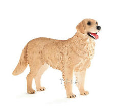 FREE SHIPPING | Mojo Fun 387198 Golden Retriever Figurine 2014 - New in Package