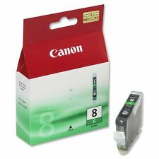 Genuine Canon CLI-8G Green Ink Cartridge Pixma iP6700D MP500 MP530 MP600
