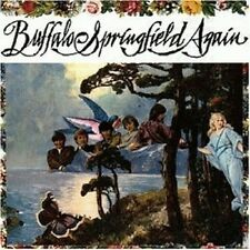 "Buffalo Springfield ""Again"" CD 10 tracks nuovo"