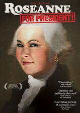 Roseanne For President (2016, REGION 1 DVD New)