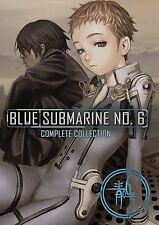 Blue Submarine No 6 Complete Collection Complete Anime Box / DVD Set NEW!
