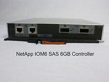 NetApp X5713A-R6 IOM6 SAS 6GB Controller Module P/N 111-00190+A0 DS4246 DS2246