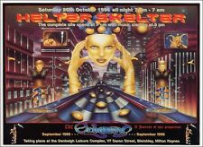 HELTER SKELTER - ODYSSEY (DRUM N BASS CD'S) 26TH OCTOBER 1996
