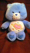12 Inch NWOT Care Bears Daydream TALKING Bear