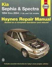 1994-2004 Haynes Kia Sephia & Spectra Repair Manual