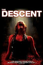 The Descent (DVD, 2006, Unrated Edition) - New