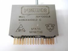 FISHER ROC DI SRC MODULE 70YY20018 NEW CONDITION / NO ORIGINAL PACKAGE