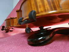 Violin Shoulder Rest by Viva la Musica FLEX size L 4/4 to 3/4 Transparent Brown