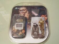 STAR WARS TRILOGY - SONY ERICSSON Z500 FACEPLATES - HAN SOLO & R2D2